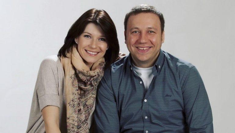 Георгий Дронов и Екатерина Волкова